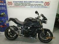 TRIUMPH SPEED TRIPLE 94 LIMITED EDITION. STAFFORD MOTORCYCLES LIMITED