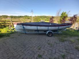 Project, Clinker, Boat, 16ft, Bilge Pump, Suzuki, Outboard,