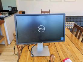 """Dell monitor full HD 22"""" hdmi computer"""