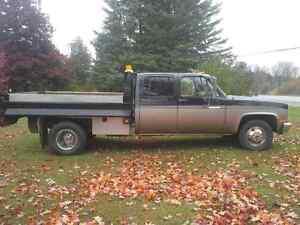1991 Chevy 3500 dump truck