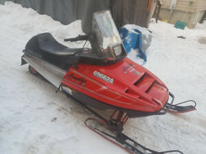 1992 Polaris Indy Lite 340.