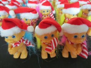 Troll clip on dolls
