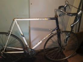 vintage raleigh equipe racing bike