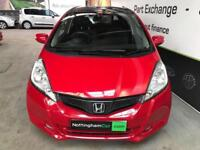 2011 11 HONDA JAZZ 1.3 I-VTEC EX 5D AUTO 98 BHP