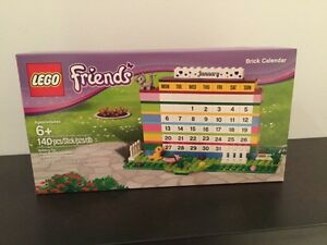 Brand New Lego Friends Calendar - 850581