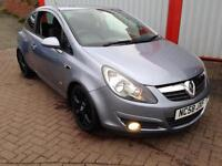 Vauxhall/Opel Corsa 1.2i 16v ( a/c ) 2009 SXi GREAT FOR FISRT TIME DRIVER