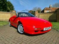 1991 Lotus Elan M100 SE Turbo Convertible Petrol Manual