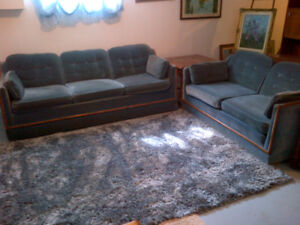 sofa bed/loveseat
