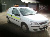 Vauxhall Corsavan 1.3CDTi 16v LOW MILES