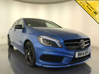 2014 MERCEDES-BENZ A200 BLUE-CY AMG SPORT AUTO DIESEL 1 OWNER SERVICE HISTORY