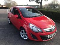 Vauxhall/Opel Corsa 1.2i 16v ( 85ps ) 2012MY SXi