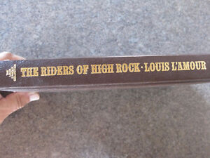 THE RIDERS OF HIGH ROCK (LOUIS L'AMOUR West Island Greater Montréal image 1