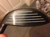 Titleist d2 driver and 3 wood