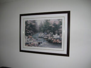 LARGE PICTURE OF RIVER AND WATERFALL