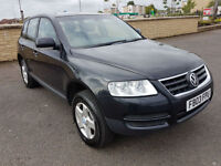 LOW MILEAGE VW TOUAREG 3.2 V6 WITH SERVICE HISTORY