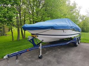 2010 Four Winns H220 5.7L Volvo Penta  Duo Prop Boat