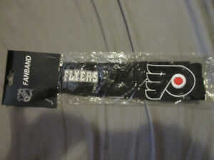 PHILADELPHIA FLYERS FANBAND HEADBAND
