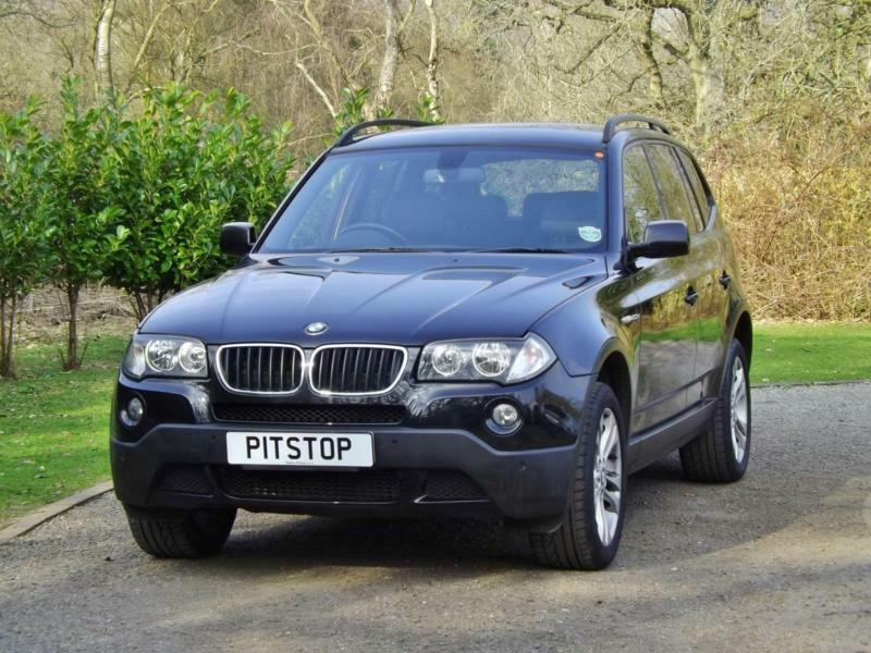 bmw x3 2 0 d se diesel automatic 2008 08 in horley surrey gumtree. Black Bedroom Furniture Sets. Home Design Ideas
