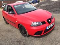 Seat Ibiza 1.2 12v Reference 3 DOOR - 2006 56-REG - 2 MONTHS MOT