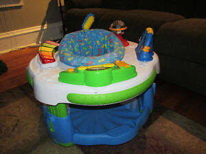 LEAPFROG LEARN  AND GROOVE ACTIVITY SAUCER