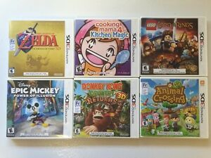 Assorted Nintendo 3DS Games London Ontario image 1