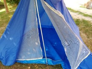 Camping tent - 2 person