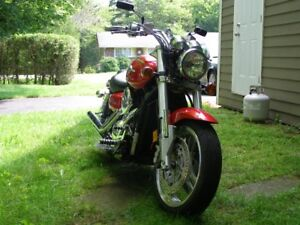 2002 Kawasaki Vulcan Meanstreak