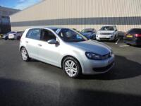 2010 Volkswagen Golf 1.6TDI ( 105ps ) SE Finance Available