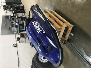 2004 Blue/White Yamaha Superjet
