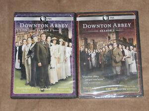 Downton Abbey, Série télévisée SAISON 1 & 2