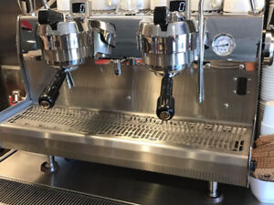 ESPRESSO MACHINE - SYNESSO CYNCRA 2 GROUP WITH SHOT TIMERS