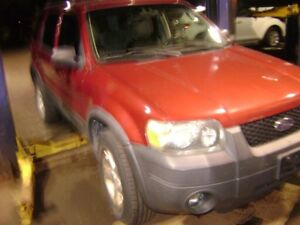 !!!  ALL PARTS AVAILABLE 05 FORD ESCAPE V6  !!!