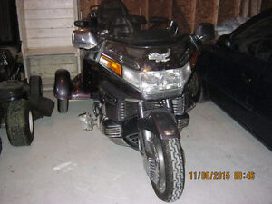 G15 Gold Wing with Trike Package