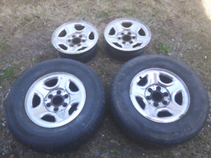 Chevy/ GMC Rims