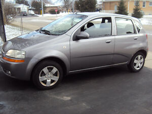 2004 Chevrolet Aveo Hatchback Cert & Etested Reduced Must Sell