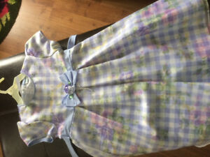 Girls dress size 6.