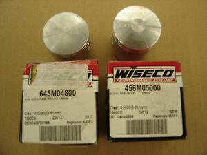 Wiseco Piston Kit For 1997-1981 Suzuki RM80 Stratford Kitchener Area image 2