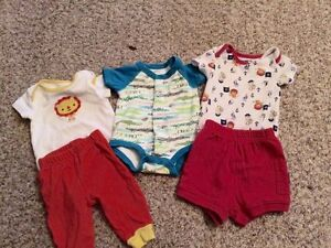 Baby Boy outfits 0-3 months  Peterborough Peterborough Area image 2