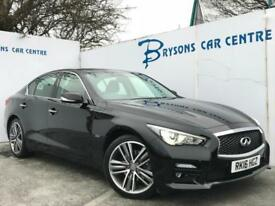 2016 16 Infiniti Q50 2.2d Sport Auto Diesel for sale in AYRSHIRE