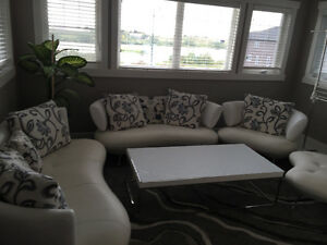 4 PIECE MODERN SOFA SET FOR SALE Edmonton Edmonton Area image 9
