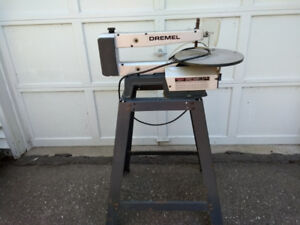 Dremel Jig Saw with Stand