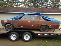1963 Lemans Sport Coupe Project Car 326 V8,,,Baby 421 GTO