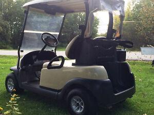 2012 Club Car Precedent Electric Golf Cart Edmonton Edmonton Area image 4