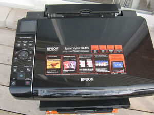 EPSON STYLUS NX415-Printter Copier Fax and Photo