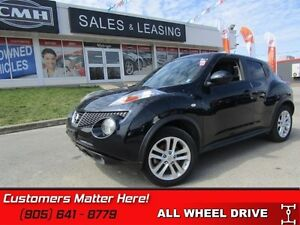 2011 Nissan JUKE SL   AWD, NAVI., SUNROOF, LEATHER, CLEAN CARPRO