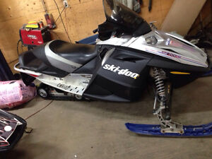 Parting out 2006 gsx limited 600sdi ski-doo & other revs St. John's Newfoundland image 1