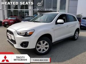 2015 Mitsubishi RVR SE  - Bluetooth -  Heated Seats