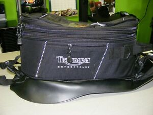 Triumph Tank Bag - Large Size at RE-GEAR