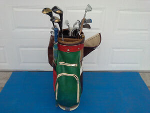 Ensemble de golf Golden Ram professionnel.