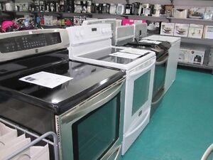 Réfrigérateur, cuisinière, congélateur, laveuse/sécheuse, etc